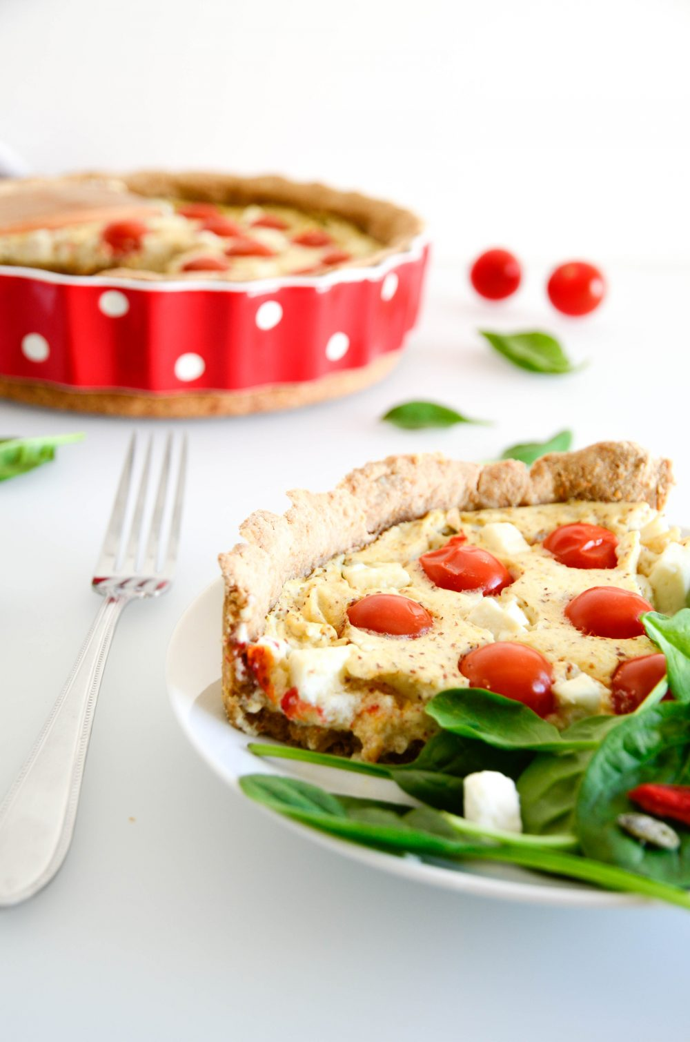 photo tarte tomates feta